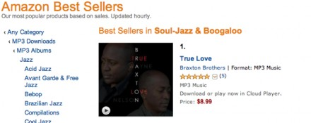 Still #1! – Thanks Amazon Fans